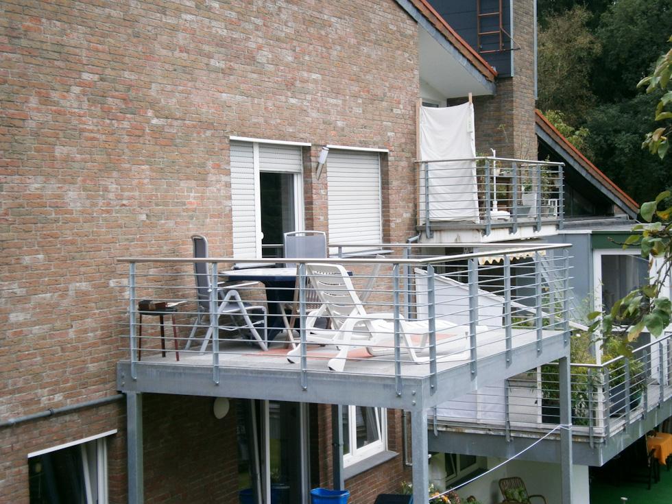 Metallbau Milic Israel Balkon Metallbau Milic Israel
